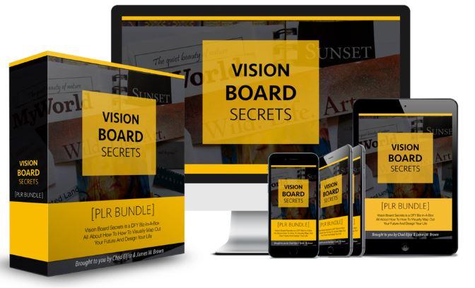 Vision Board PLR